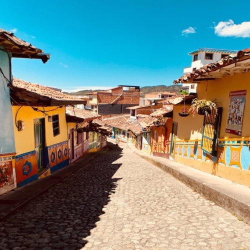Journey Through Cultural Colombia