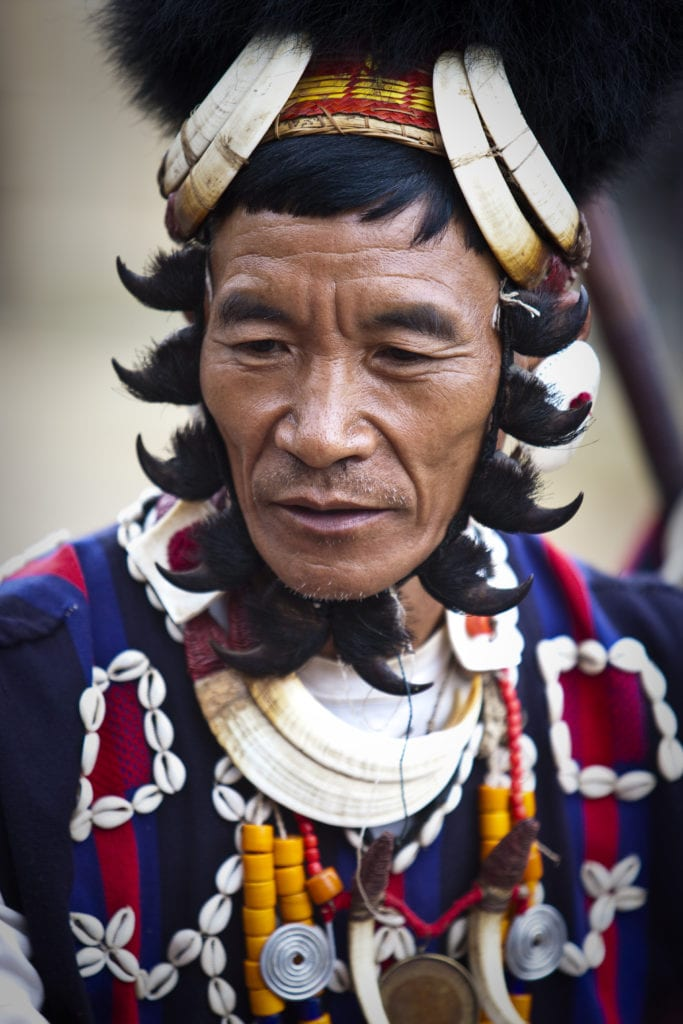 Hornbill Tribe in India