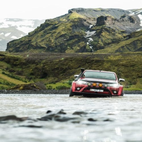 Fire, Ice and Four-Wheels in Iceland
