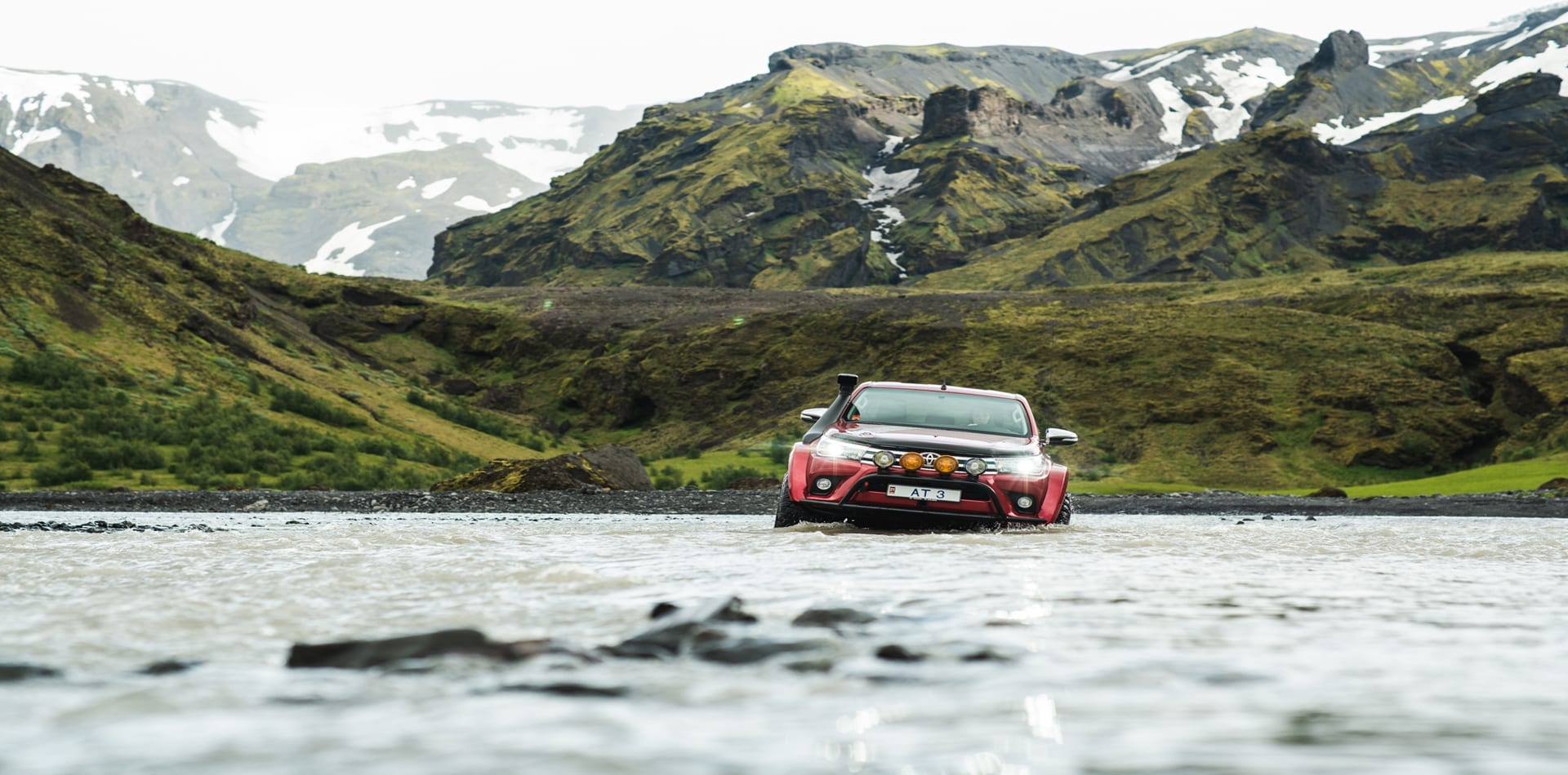 Iceland Driving Adventure