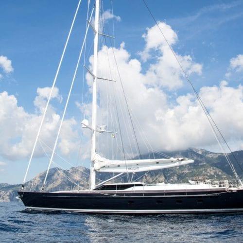 imagine yacht exterior