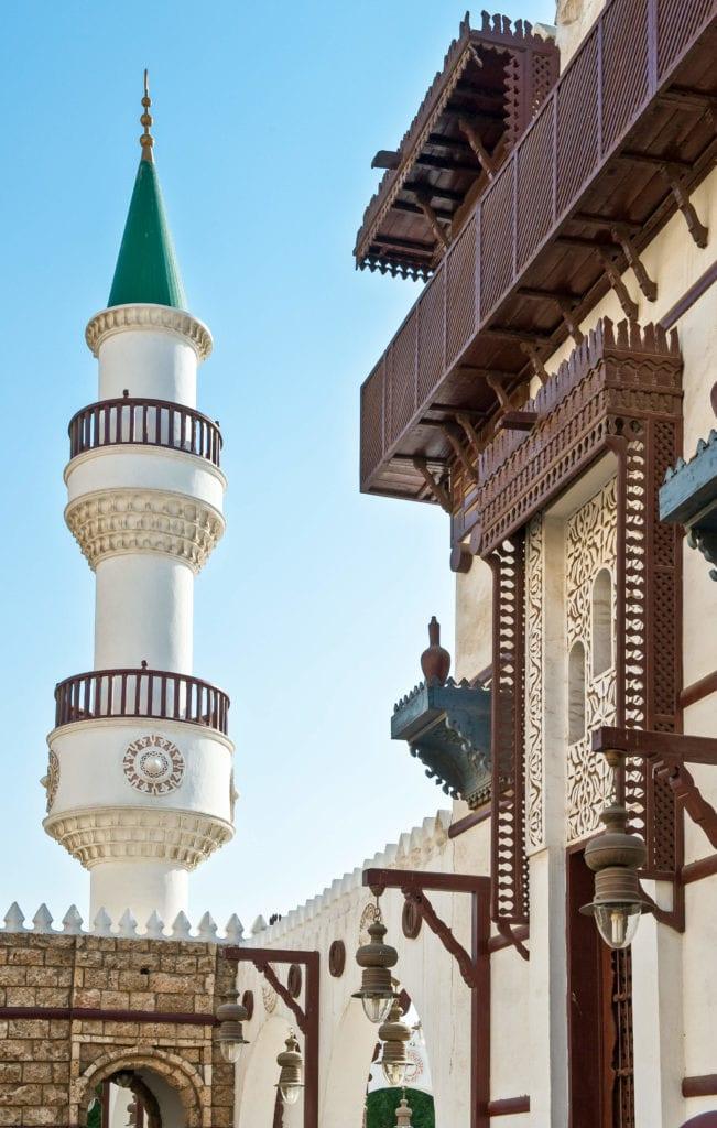 Jaddah Old Town Saudi Arabia Pelorus