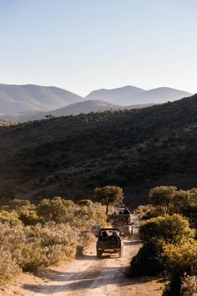Jeep Safari Spain