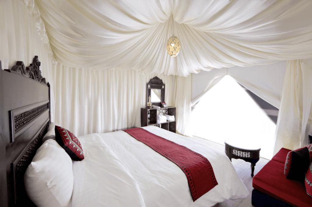 Jordan Wadi Rum Double Bed