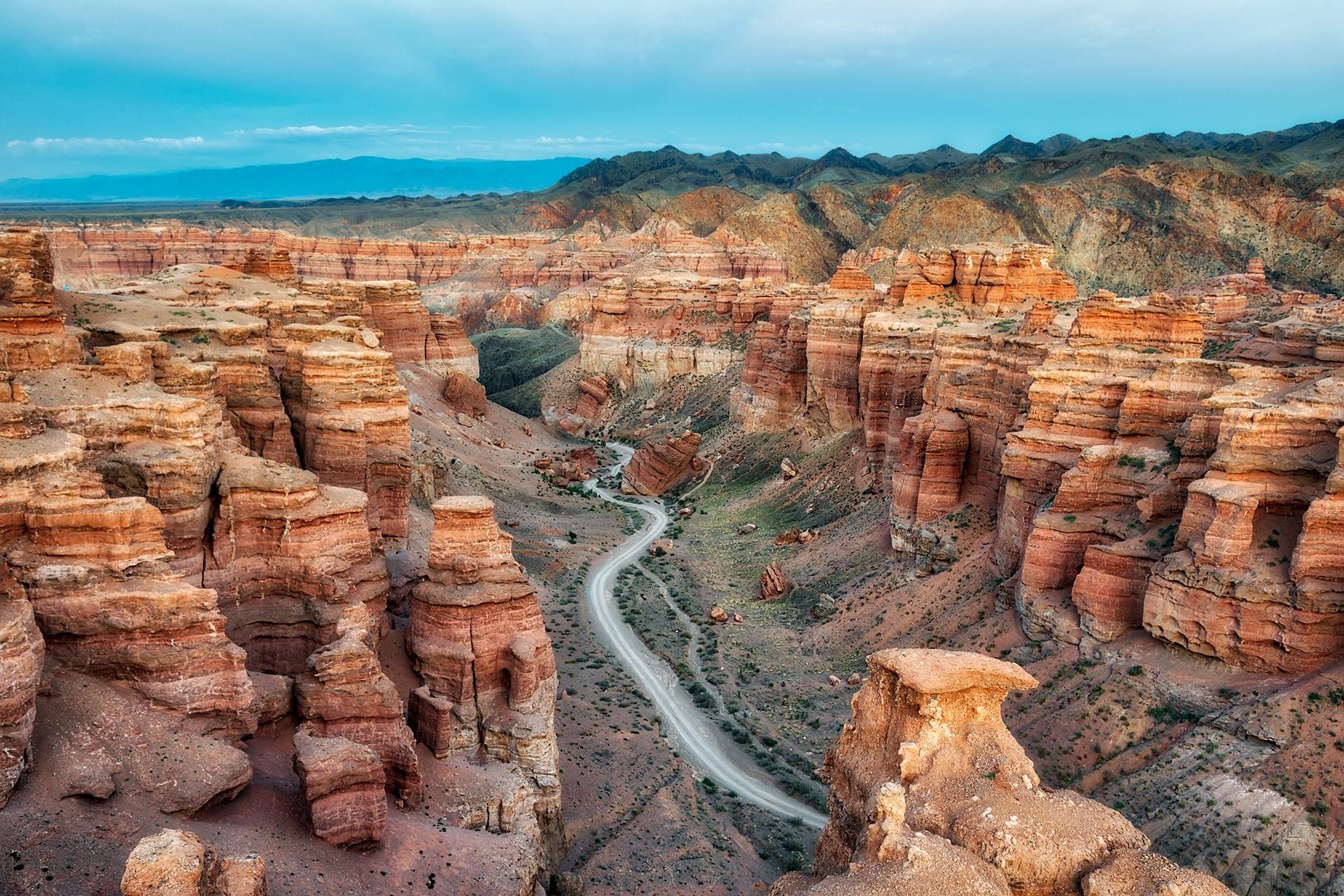 Kazakhstan-charyn-canyon