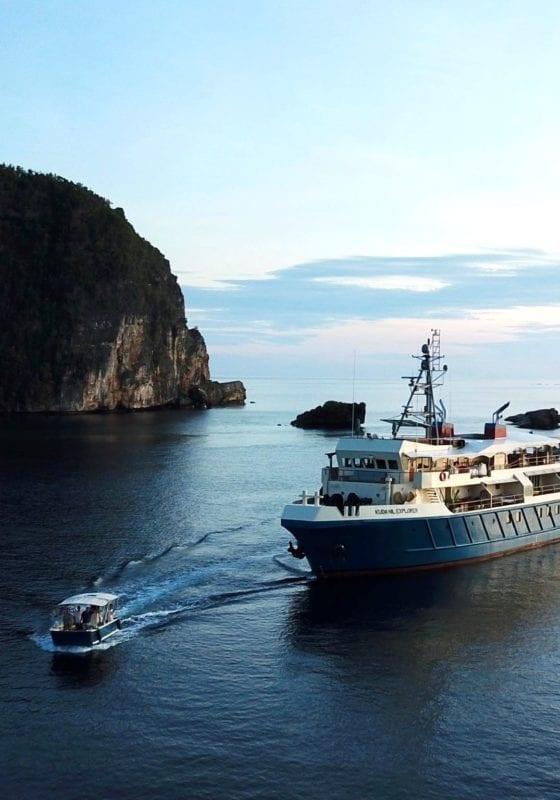 kudanil explorer expedition yacht