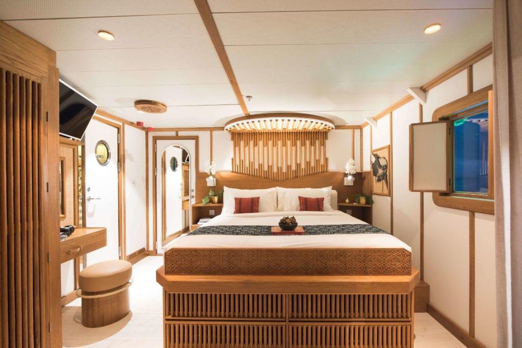 Kudanil Explorer Yacht Guest Suite