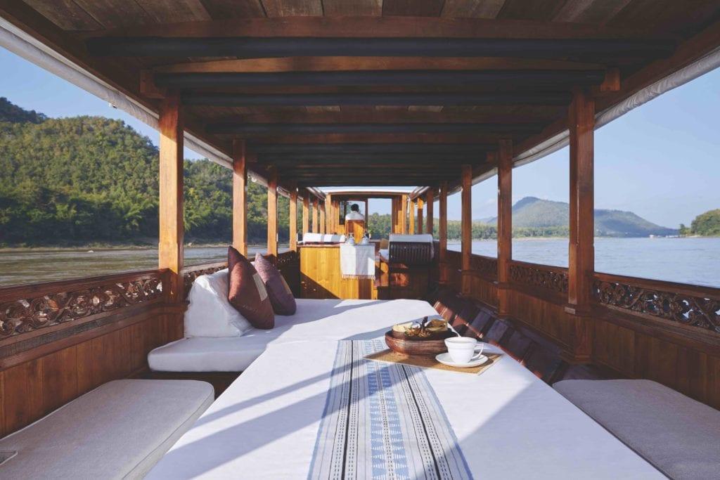 boat experience la residence phou vao