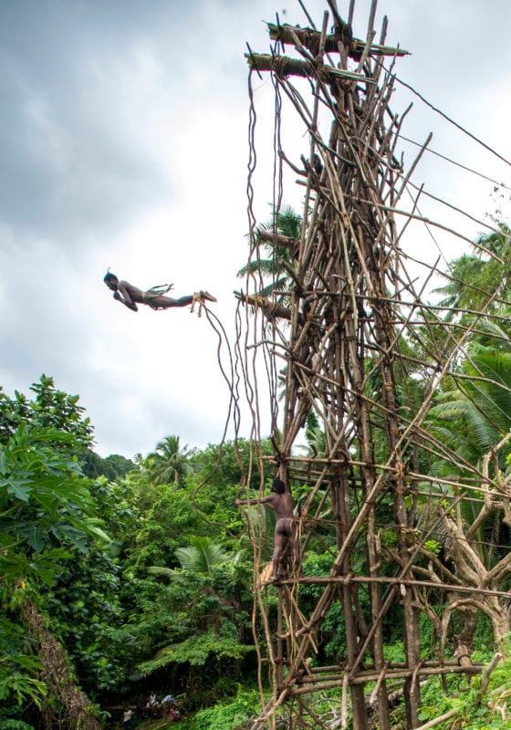 land diving pentecost culture vanuatu