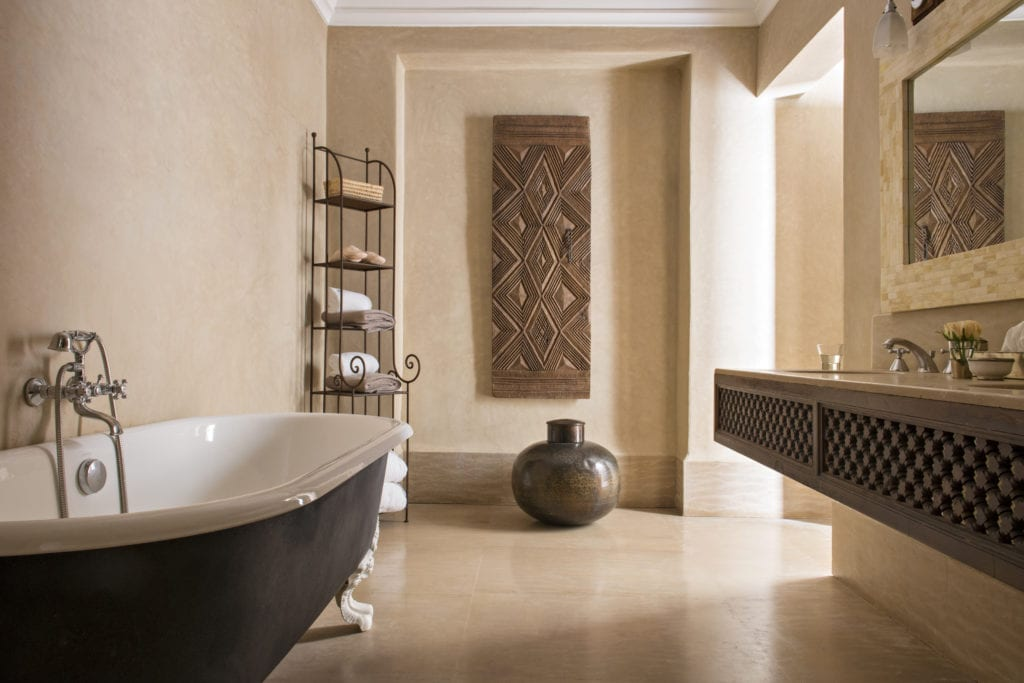 la villa des orangers bathroom interior