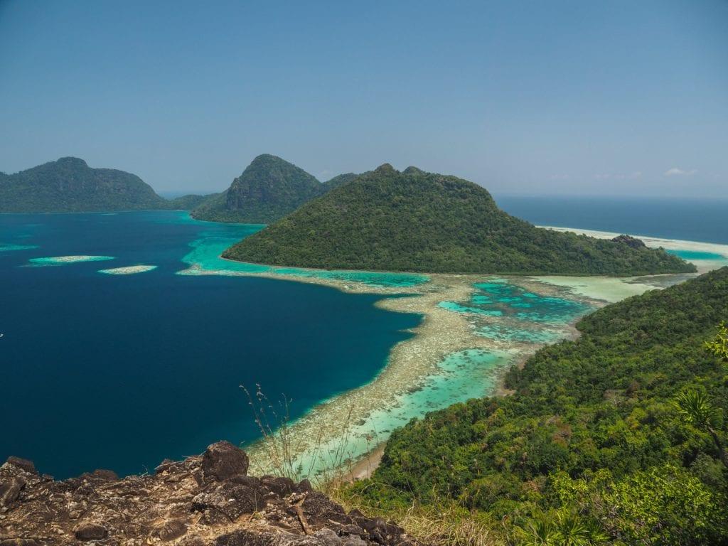 Coast of Borneo