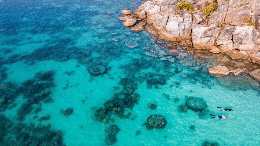 Lizard Island Snorkelling