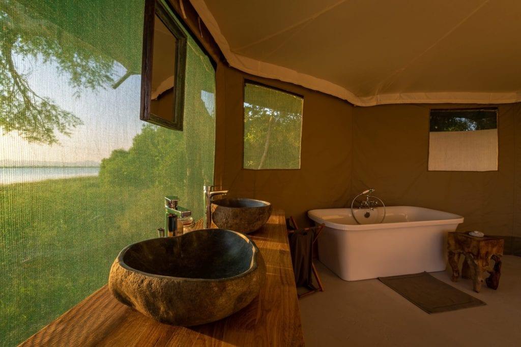 Malawi Kutherngo Bathroom