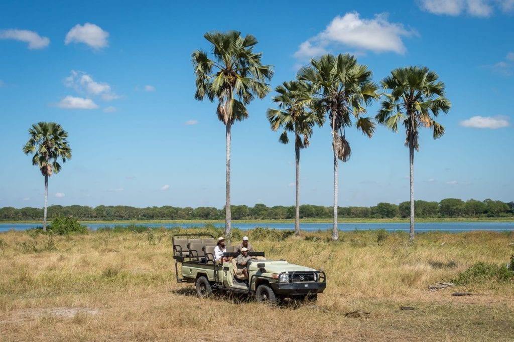 Malawi Kuthengo Jeep