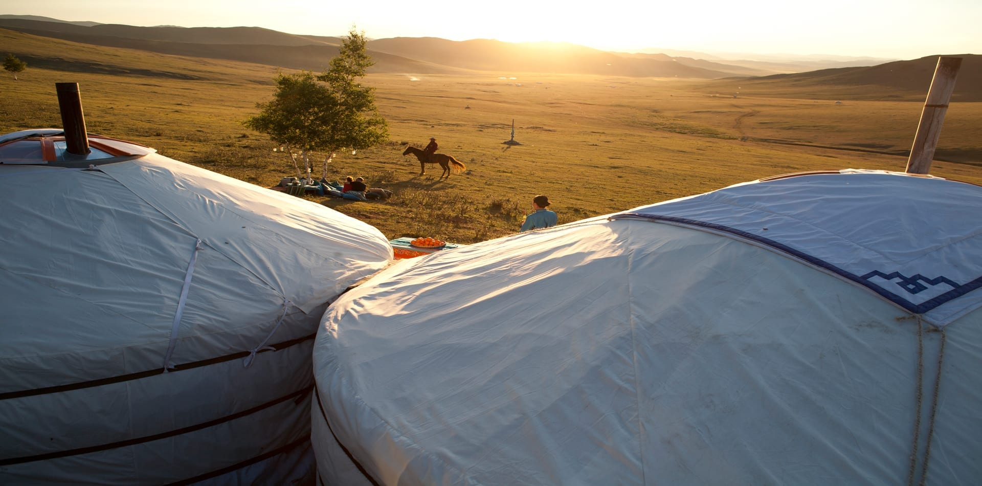HERO Mandala Gers Mongolia