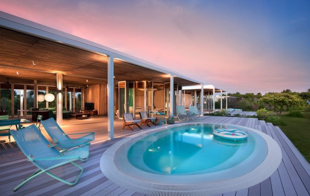 time + tide miavana private pool