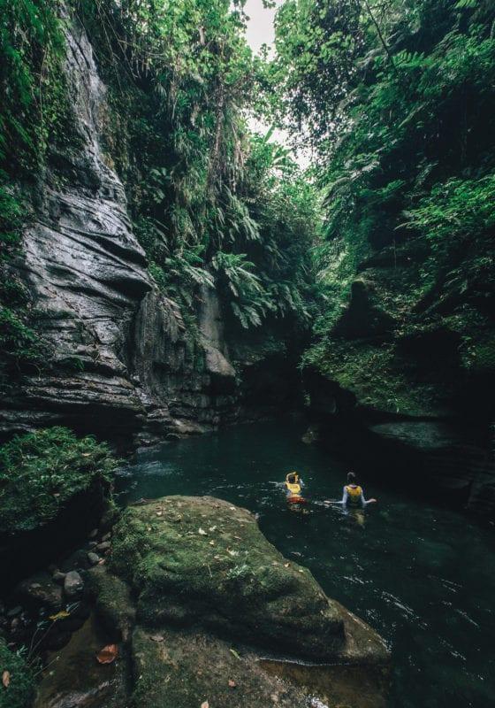 millenium cave river santo vanuatu