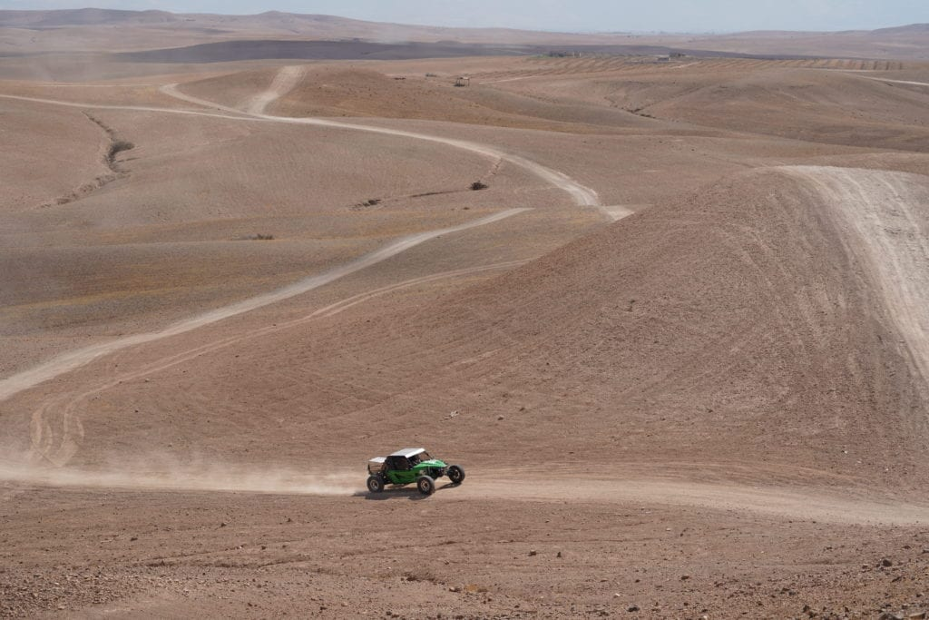 morocco buggy ride through desert