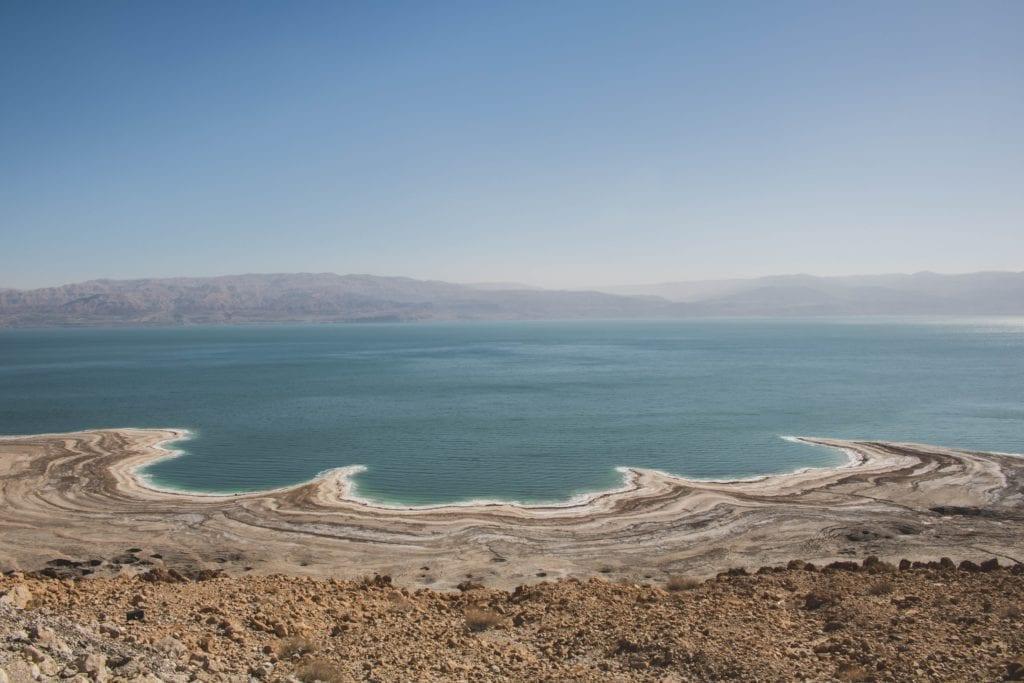 Dead Sea View Israel