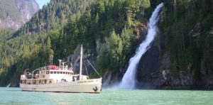 Pacific Yellowfin yacht exterrior