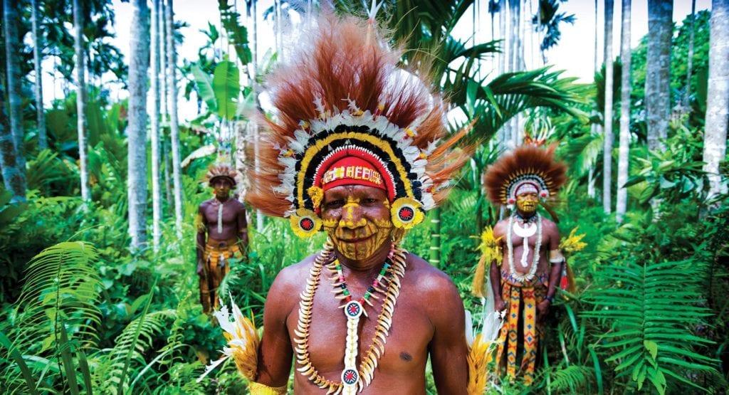 Papua New Guinea Cultural Experience