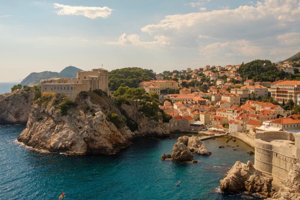 Pelorus Croatia Buildings Harbour