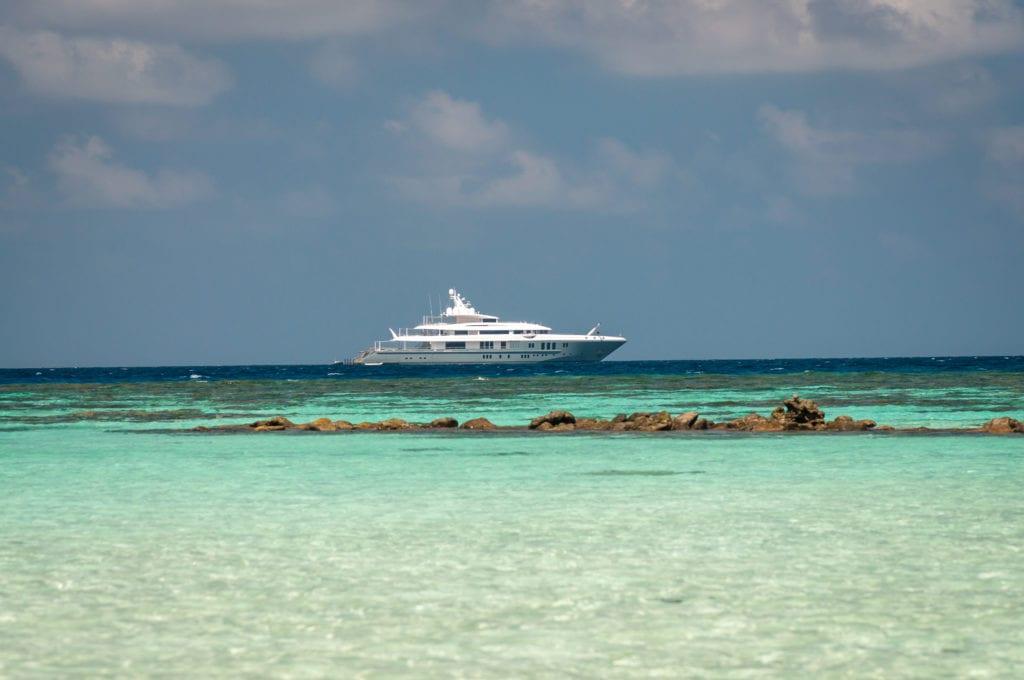 Pelorus Cuba Yacht Blue Sea