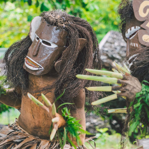 Tribes & Traditions in Papua New Guinea