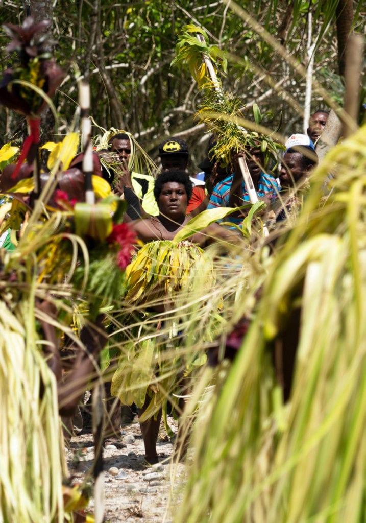 pelorus tribe ritual dance papua new guinea