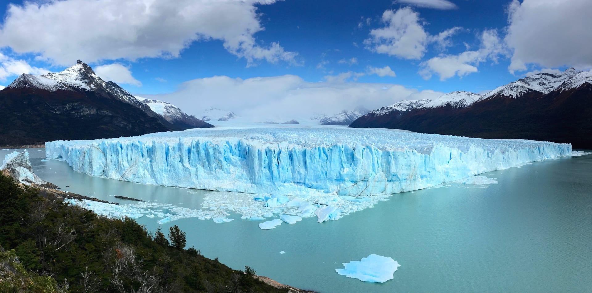 perito moreno glacier argentina-south america