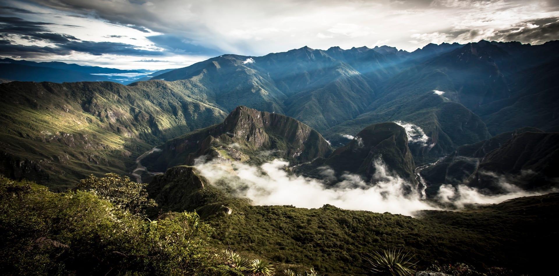 HERO Peru Machu Picchu