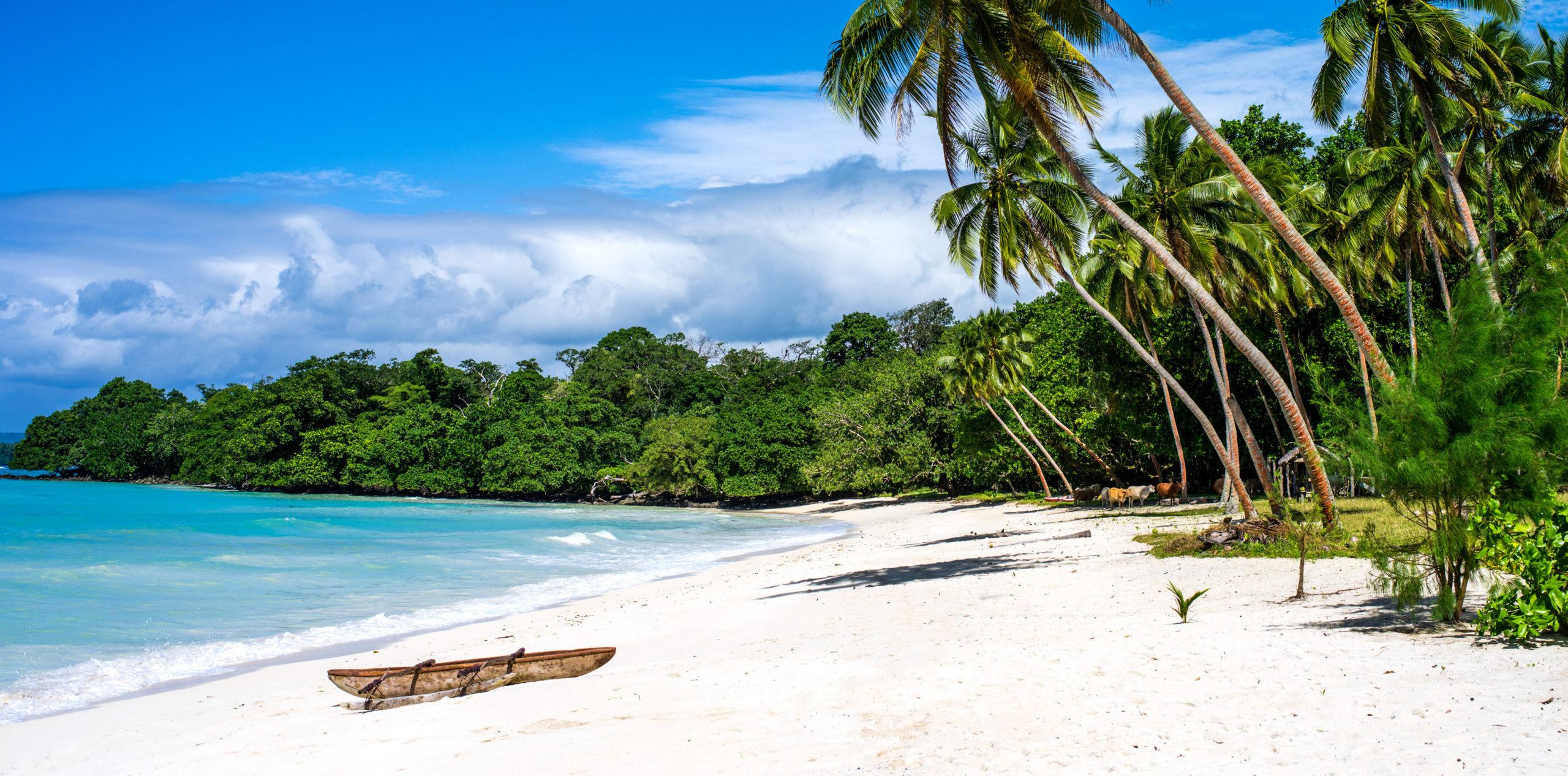 port olry beach santo vanuatu