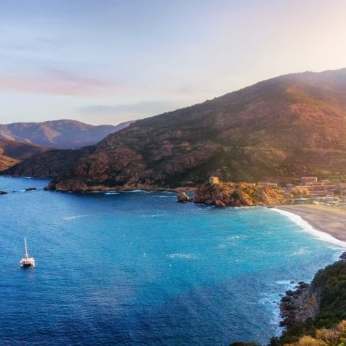 Porto Corsica France