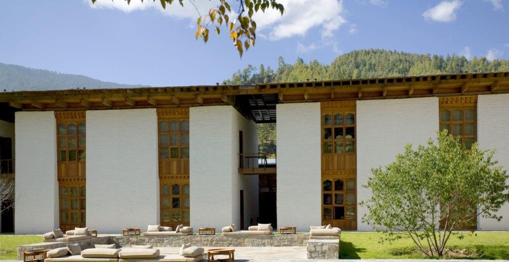 amankora building exterior