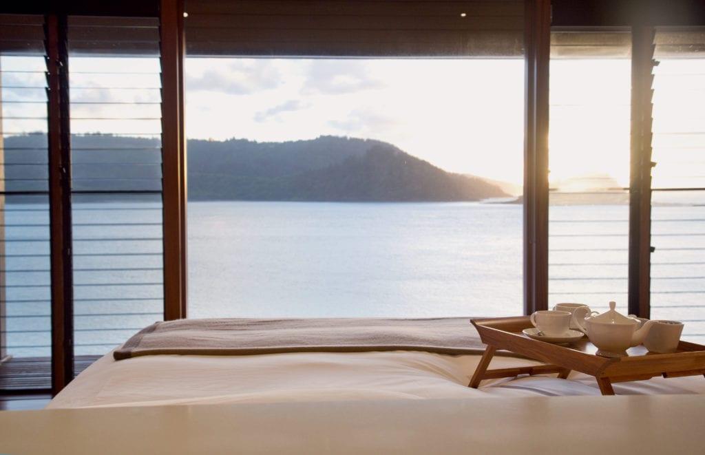 Windward Pavilion Room Qualia Whitsundays Australia