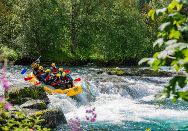 Rafting Norway Photo Credit Erlend Hjelme Scaled