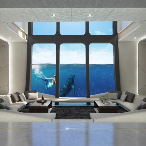 Rimor-x yacht lounge sturge design