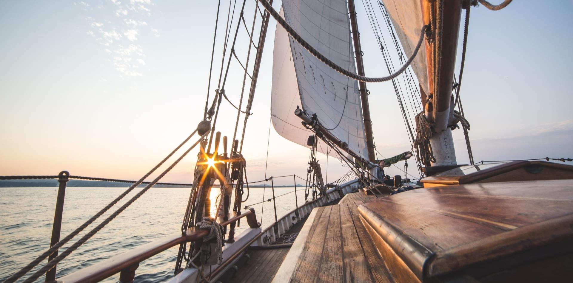 sailing yacht captains crew