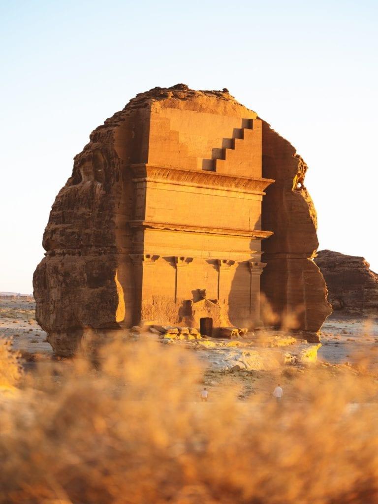 Saudi Arabia Al Ula Pelorus