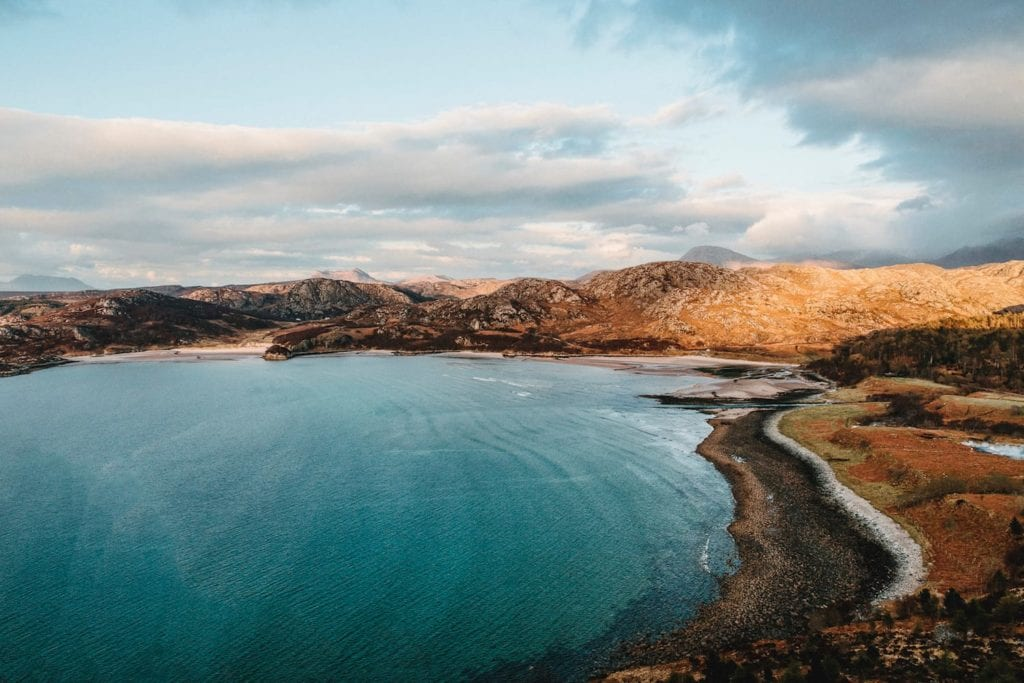 Scotland Coast Sky Finn Beales