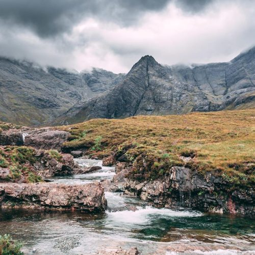 Rugged Wilderness in Scotland