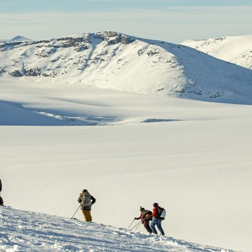 Adrenaline & Ancient Traditions on Baffin Island
