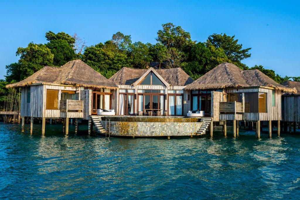 overwater villa song saa