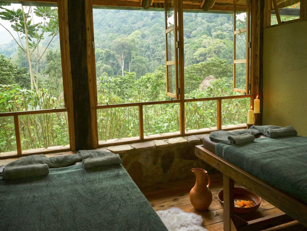 Spa Room Forest Bwindi