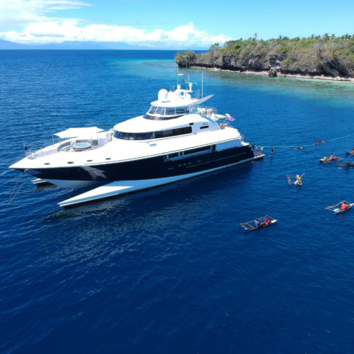 spirit yacht exterior toys
