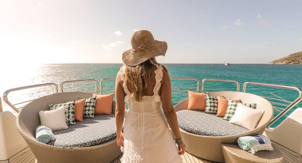 sprit yacht exterior