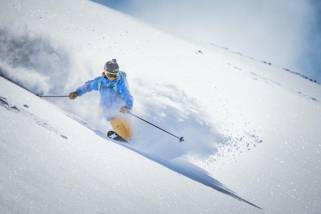 Sweden Heli Skiing