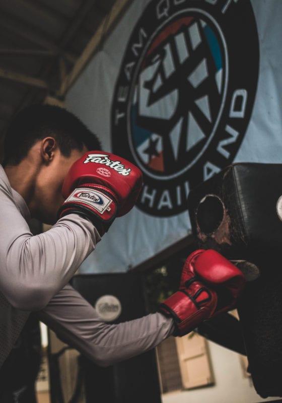Thai Boxing Thailand Pelorus