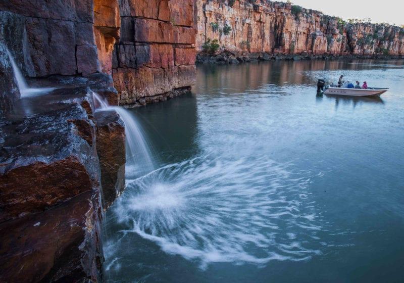 The Kimberley Australia True North Yacht Tender