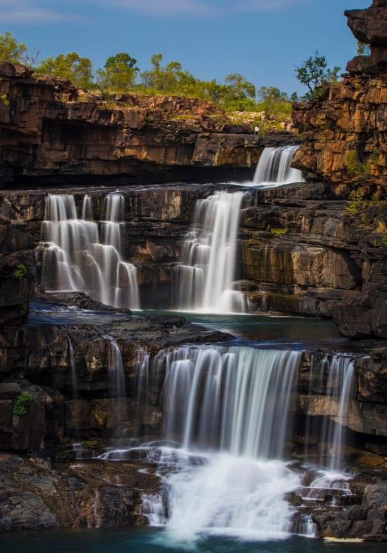 The Kimberley Australia Waterfall